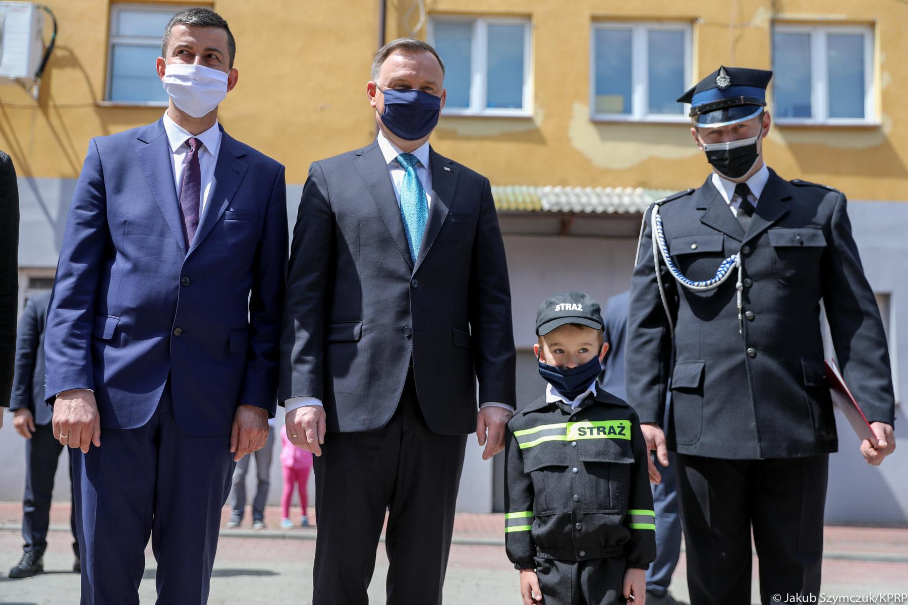 Wizyta Prezydenta w województwie podkarpackim [FOTO] - Zdjęcie główne