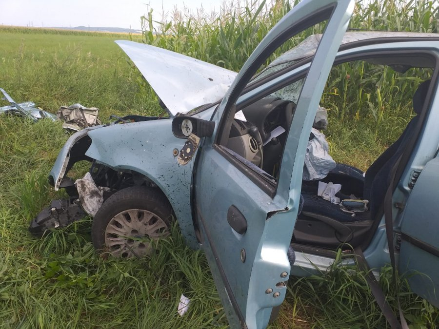 Uczestnicy wypadku w Zarszynie niestety zmarli w szpitalu - Zdjęcie główne