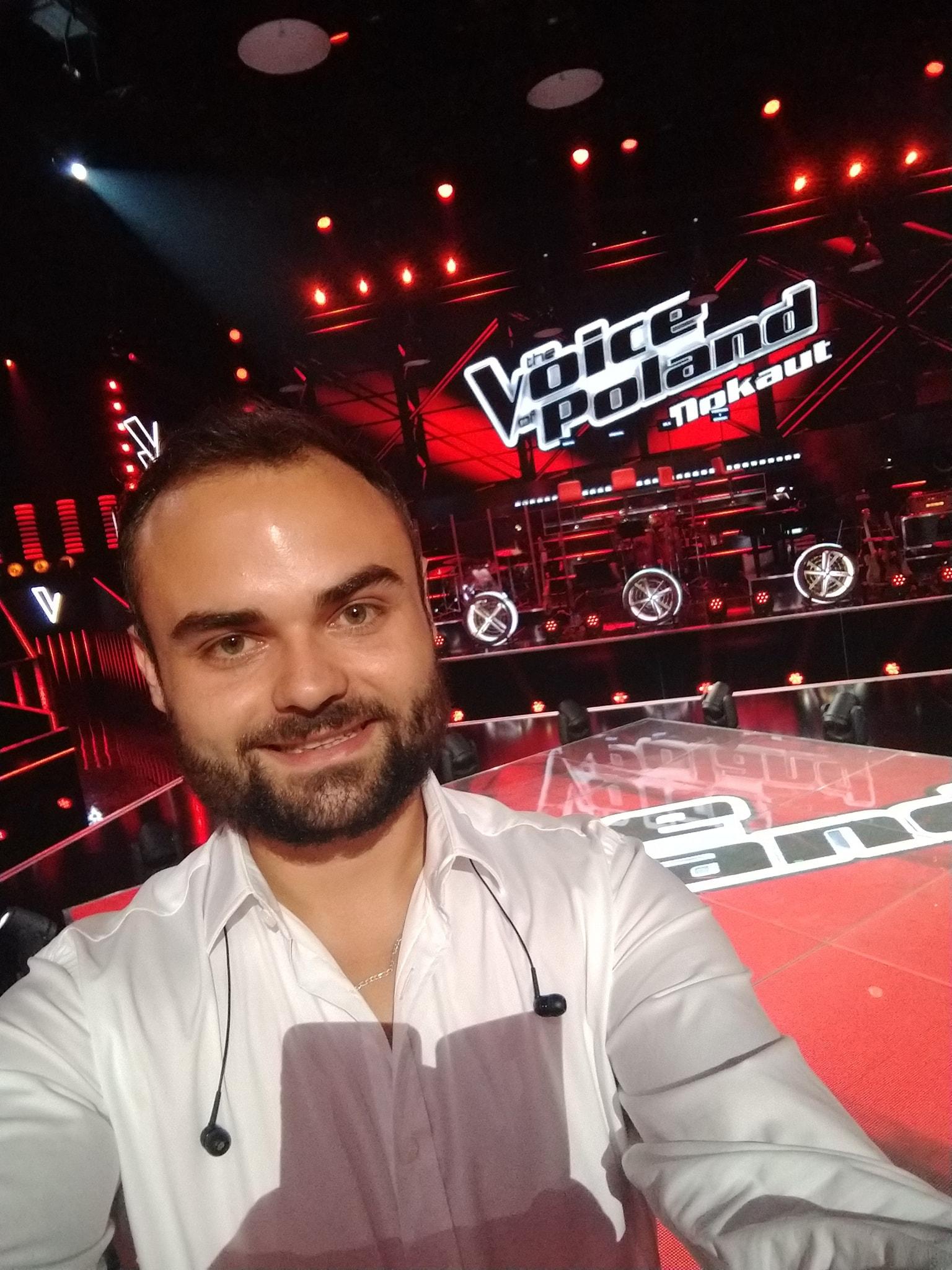 Michał Matuszewski w kolejnym etapie The Voice of Poland. To był prawdziwy nokaut! - Zdjęcie główne