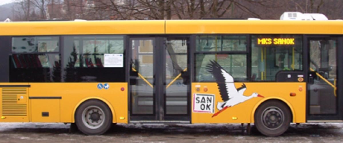 Sanok: Zmiany w opłatach komunikacji miejskiej. Od września dodatkowe kursy autobusów do Bukowska - Zdjęcie główne
