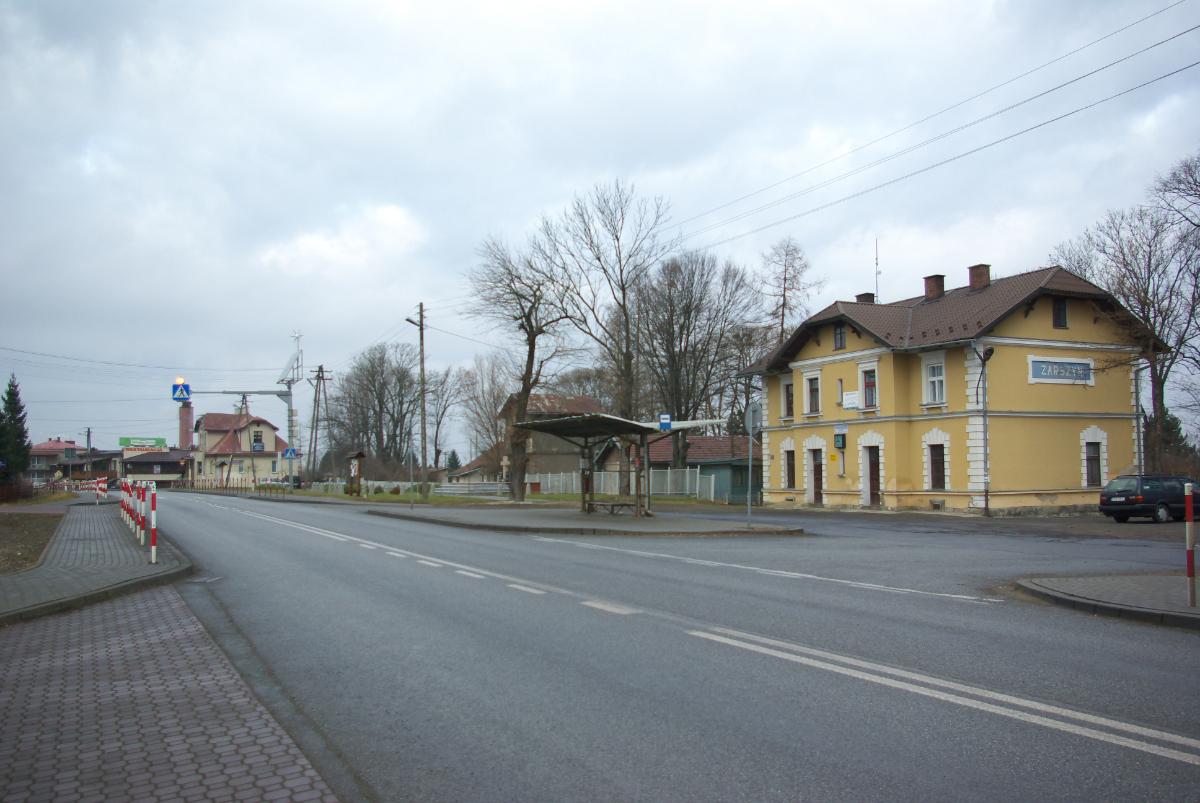 Całkowite zamknięcie drogi Zarszyn – Odrzechowa w miejscowości Zarszyn! - Zdjęcie główne