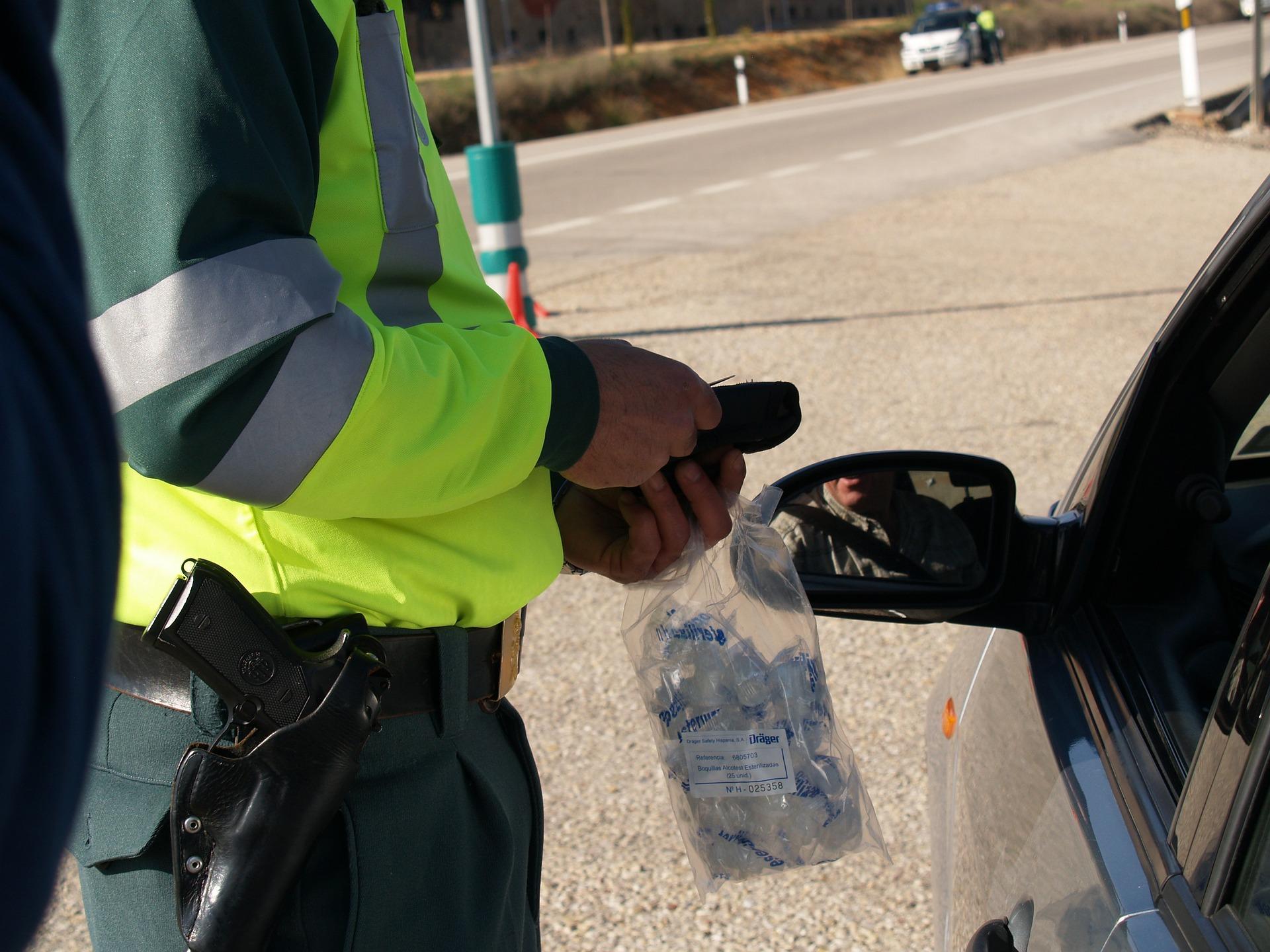 SANOK: Zatrzymany za prędkość kierowca był nietrzeźwy - Zdjęcie główne