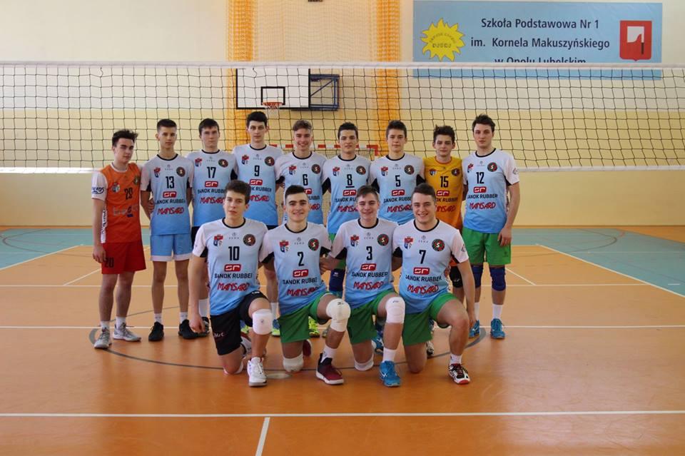 TSV SANOK: Udany powrót siatkówki seniorów - Zdjęcie główne