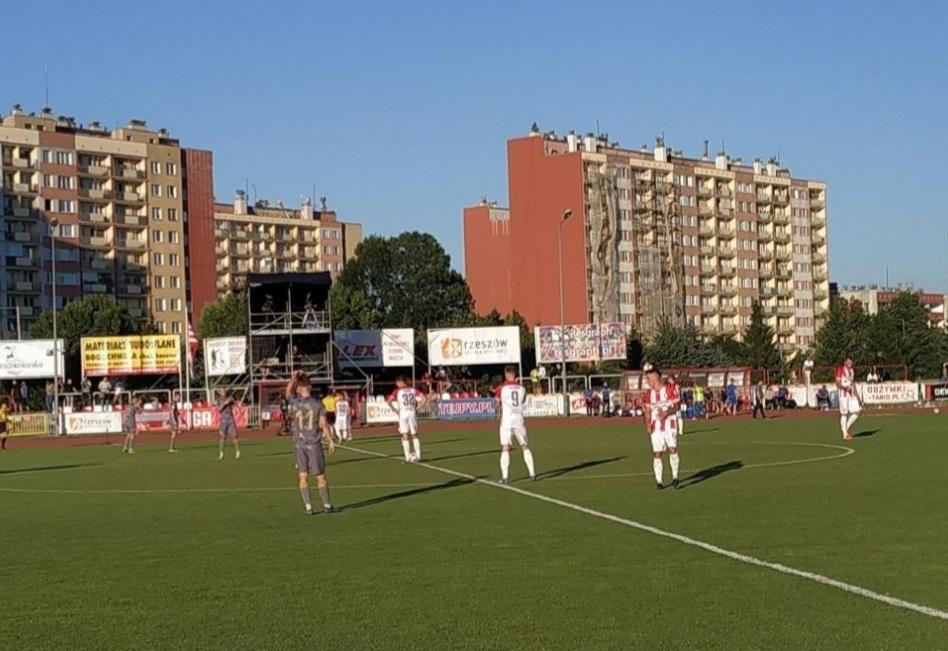 Resovia w Fortuna 1 lidze po wygranej ze Stalą Rzeszów - Zdjęcie główne