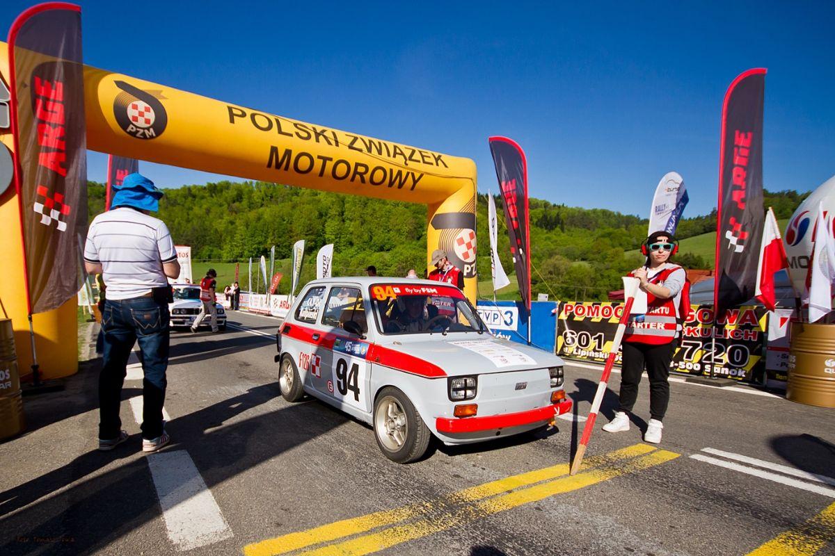 Już w maju 47 Bieszczadzki Wyścig Górski - Valvoline!  - Zdjęcie główne