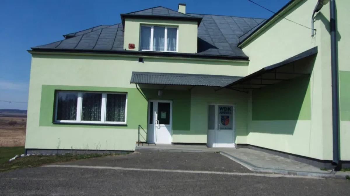 Remont wraz z modernizacją Wiejskiego Domu Kultury w miejscowości Jurowce - Zdjęcie główne