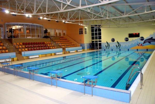 Samobójstwo na basenie w Brzozowie. Jest nagranie z monitoringu - Zdjęcie główne