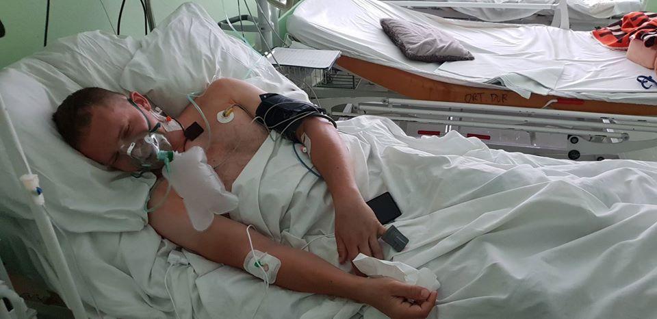 Pomóż Dawidowi Radziejewskiemu zebrać środki na rehabilitację - Zdjęcie główne