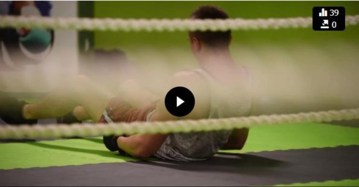 Trening otwarty Samuraj Sanok [VIDEO] - Zdjęcie główne