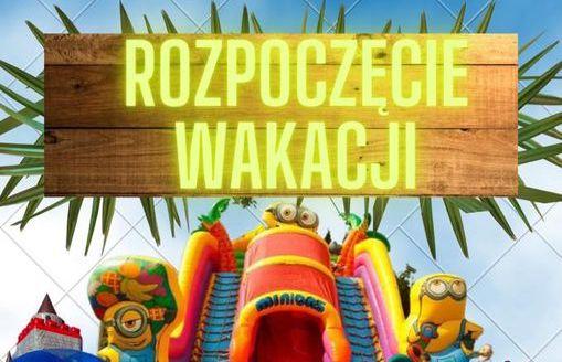 Świętuj rozpoczęcie wakacji na Wiki Sanok  - Zdjęcie główne
