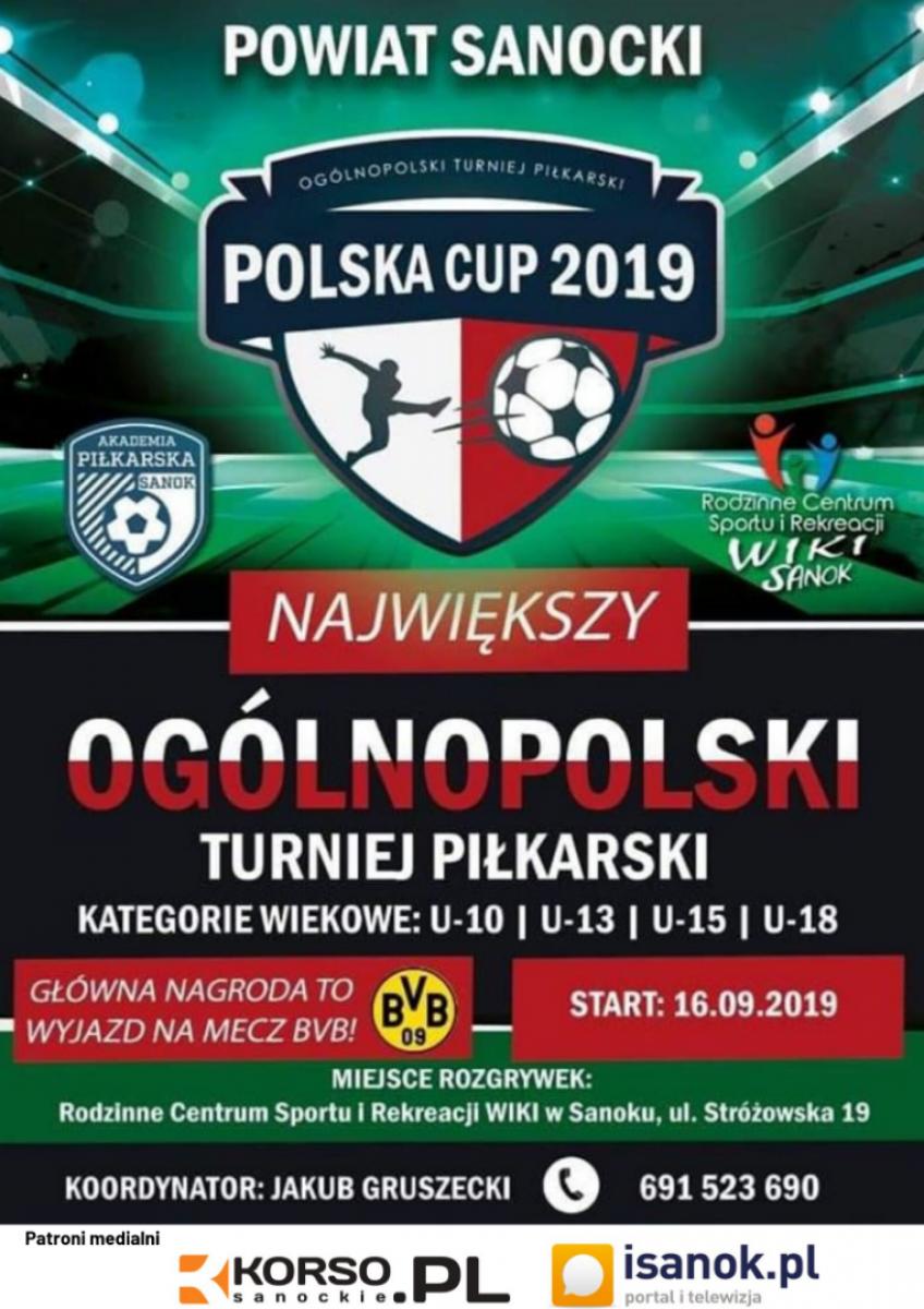 NASZ PATRONAT : Największy turniej piłkarski w Polsce! - Zdjęcie główne