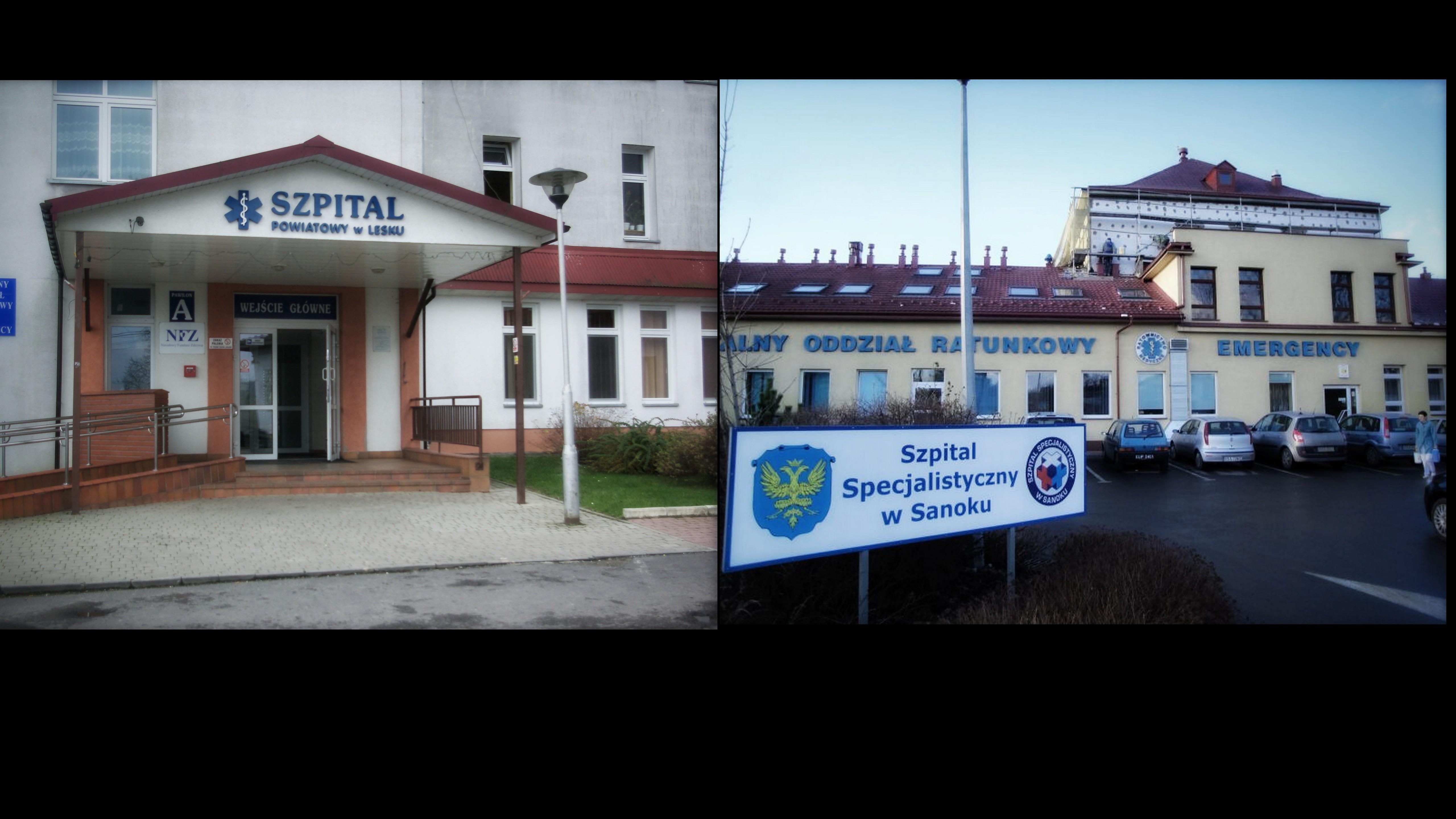 Śmierć 63-letniego pacjenta. Są zarzuty dla lekarzy z oddziałów ratunkowych w Sanoku i Lesku - Zdjęcie główne
