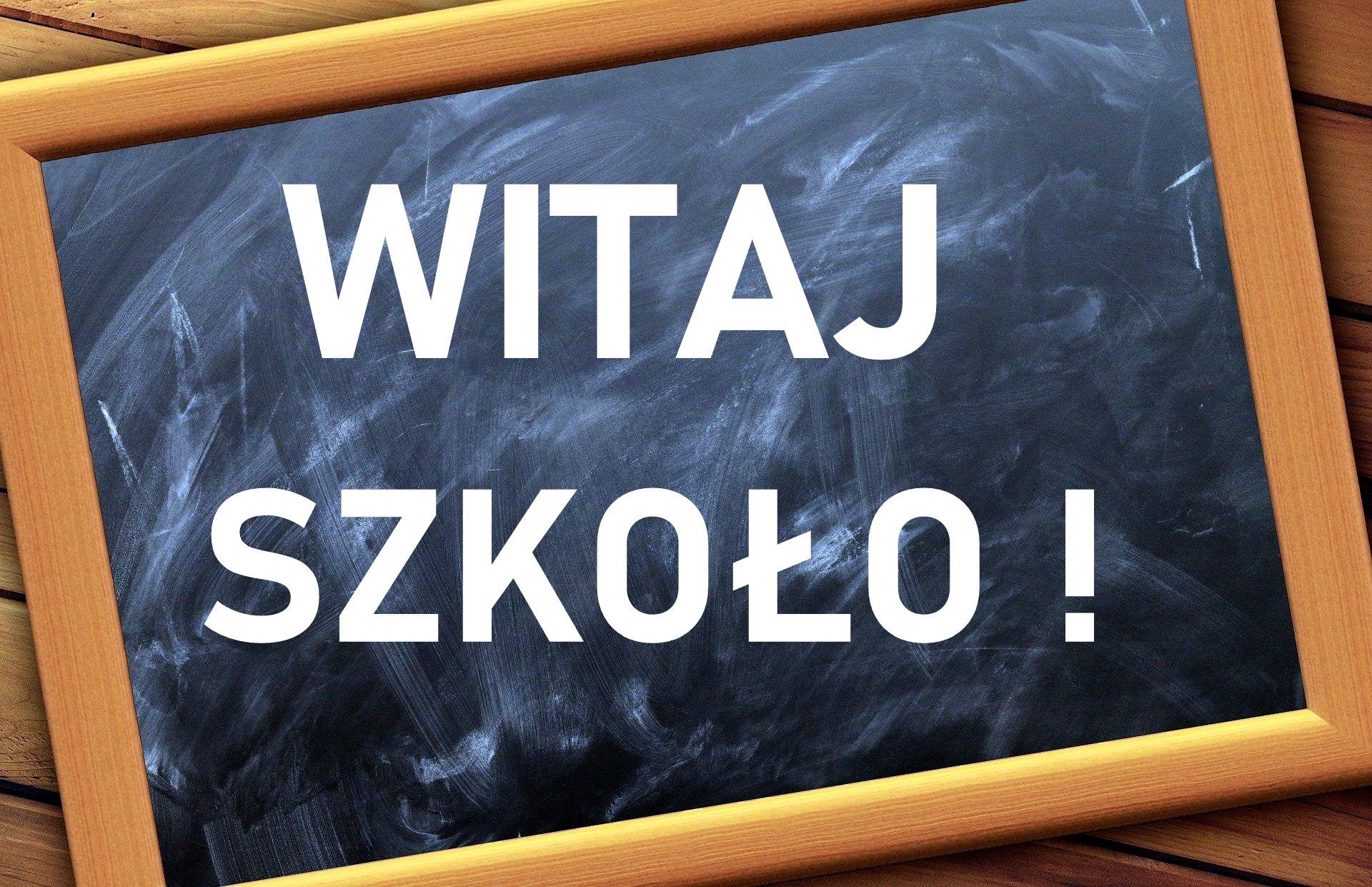 Inauguracja roku szkolnego 2021/2022 w sanockich szkołach podstawowych [WYKAZY KLAS - WYCHOWAWCY] - Zdjęcie główne