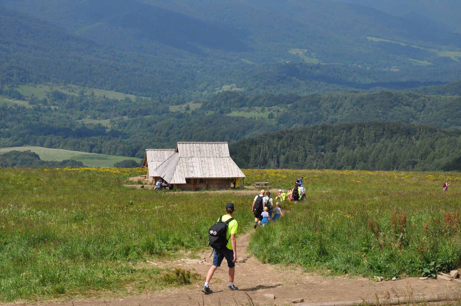 Bieszczady: Tylu turystów na szlakach jeszcze nie było! - Zdjęcie główne