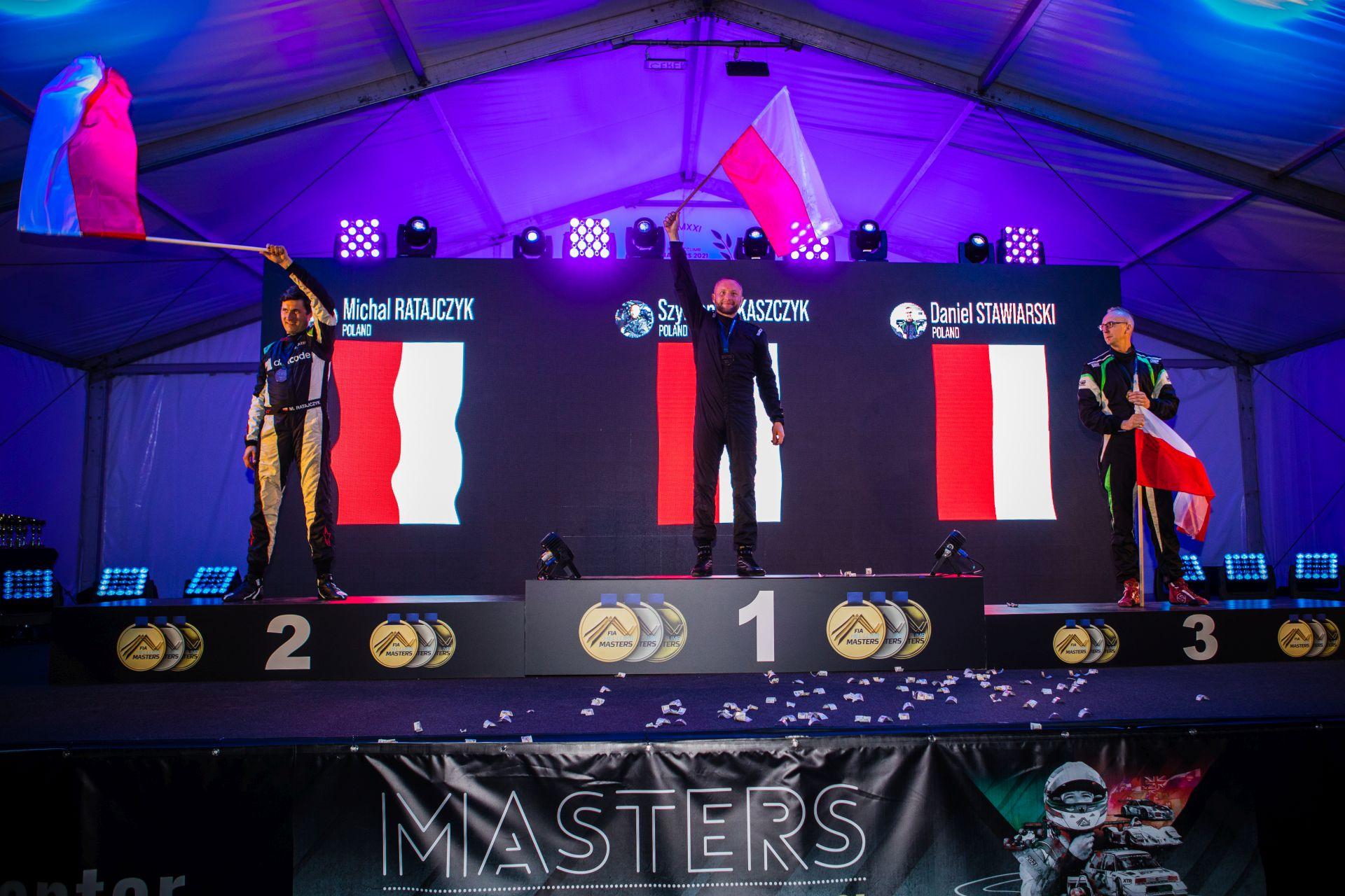 FIA Hill Climb Masters: Polacy zdominowali wyścig mistrzów w Portugalii! - Zdjęcie główne