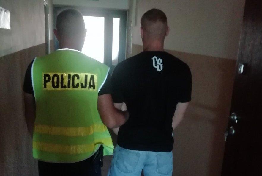 Brutalnie pobili 38-latka na stacji paliw w Brzozowie - Zdjęcie główne