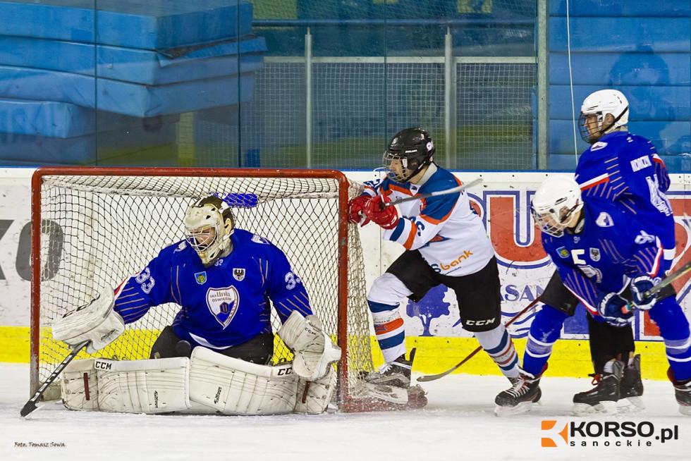 Najmłodsi adepci hokeja z drużyny UKS MOSiR Niedźwiadki Sanok już trenują - Zdjęcie główne