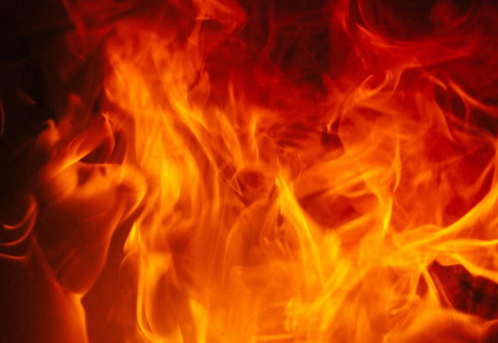 PODKARPACIE: Pożar pustostanu  - Zdjęcie główne