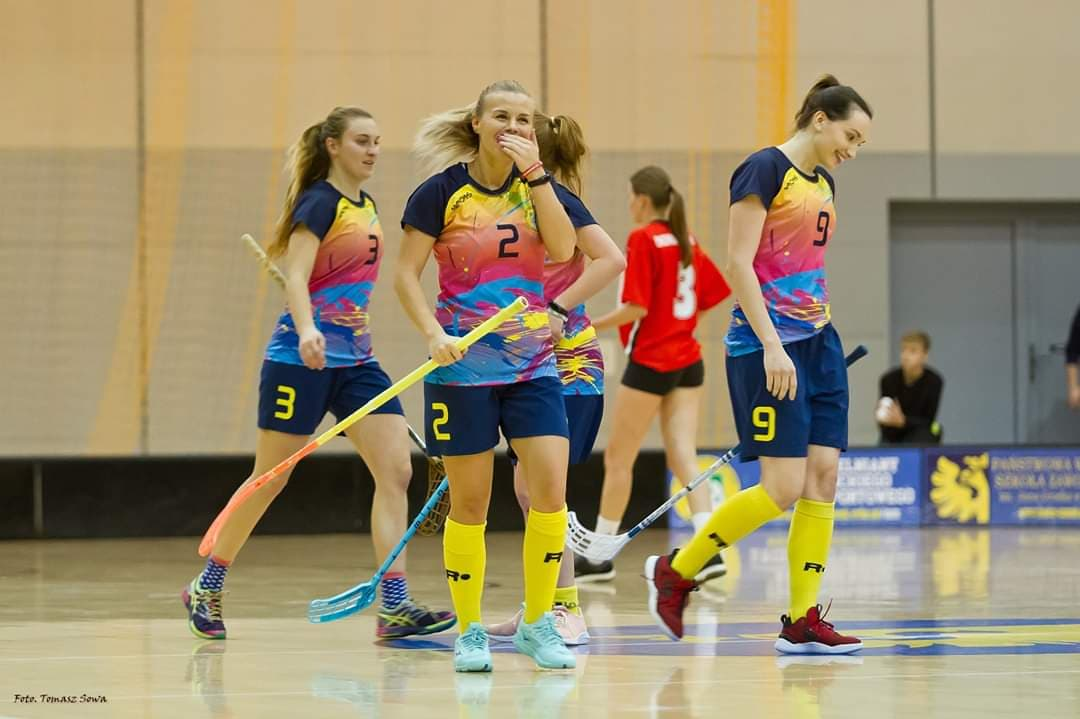 Dziewczyny w akcji: Sanocka Liga Unihokeja Kobiet o Puchar Wilków [WYWIAD] - Zdjęcie główne