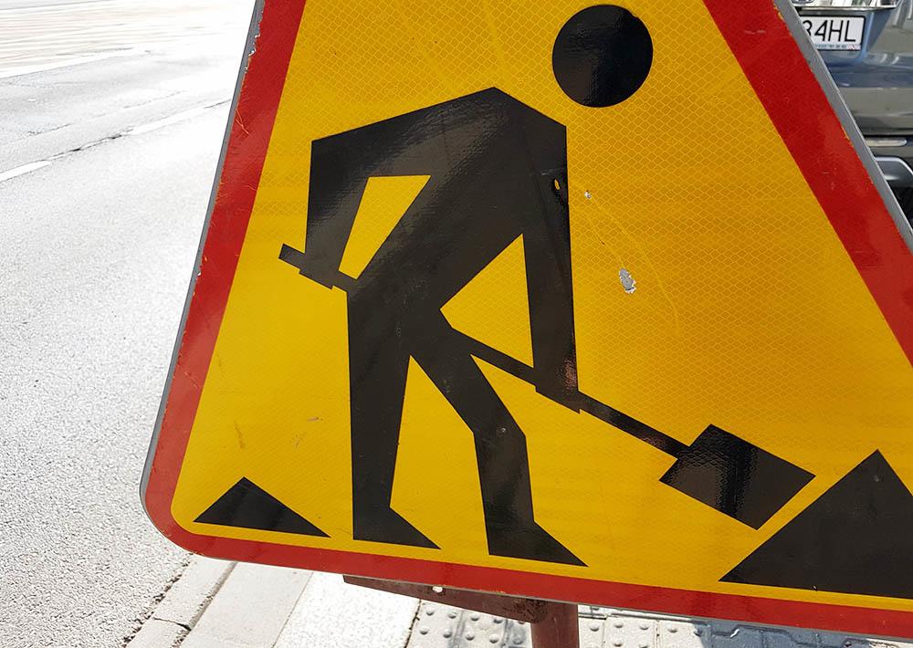 UWAGA utrudnienia w ruchu! Remont drogi Krzemienna – Raczkowa – Jurowce - Zdjęcie główne