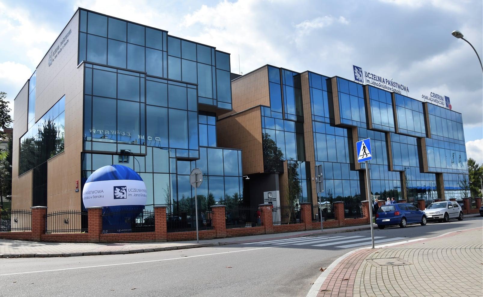 Uroczyste otwarcie Centrum Symulacji Medycznej w Sanoku [ZDJĘCIA] - Zdjęcie główne