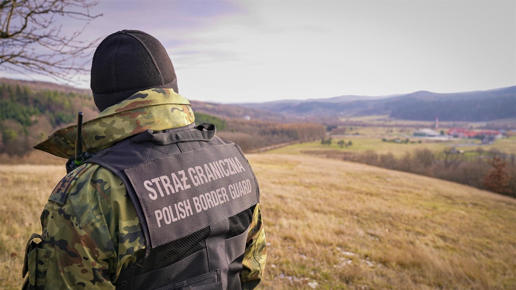 Straż Graniczna z Wojtkowej dołącza się do #GaszynChallange [VIDEO] - Zdjęcie główne