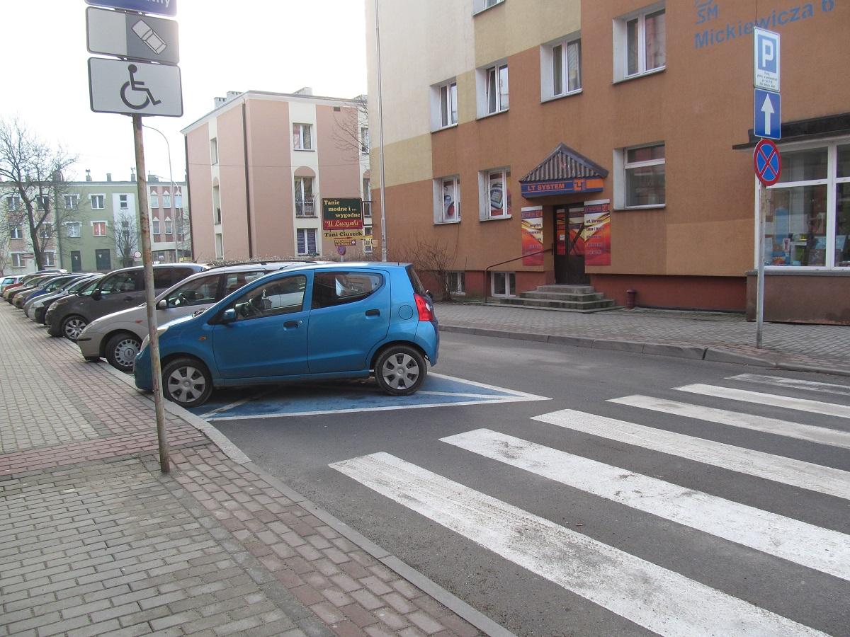 Zmiany w parkowaniu na ulicy Kazimierza Wielkiego - Zdjęcie główne