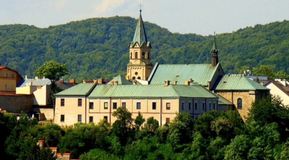 Sanok. Klasztor Franciszkanów zamknięty dla wiernych - Zdjęcie główne