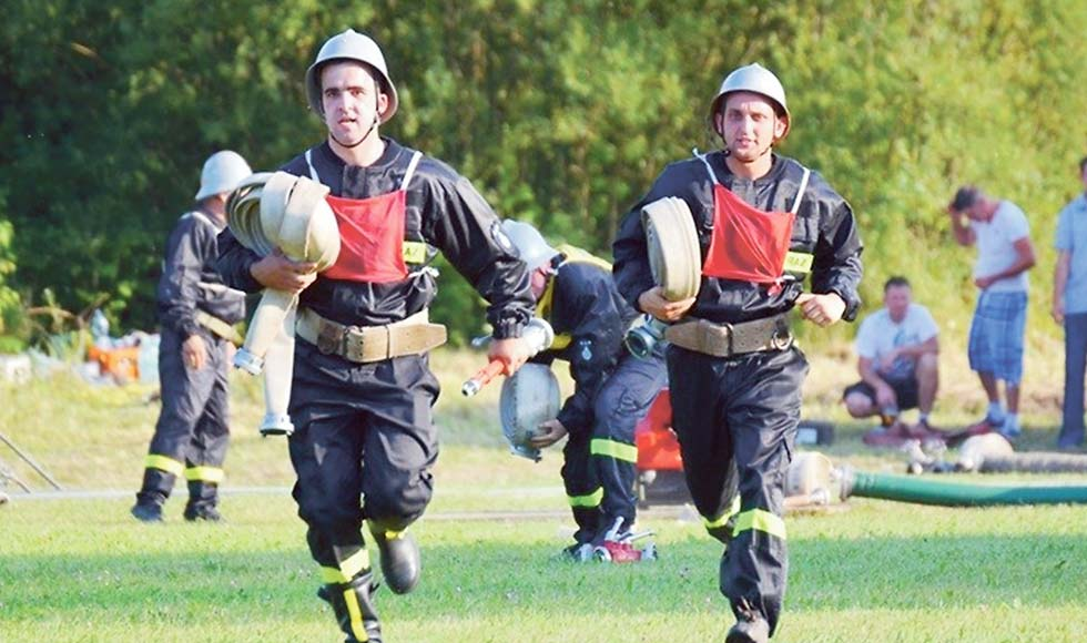 Kasa dla strażaków - Zdjęcie główne