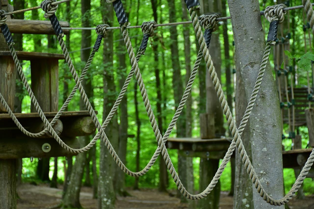 Z OSTATNIEJ CHWILI: Samobójstwo w parku linowym w Polańczyku - Zdjęcie główne