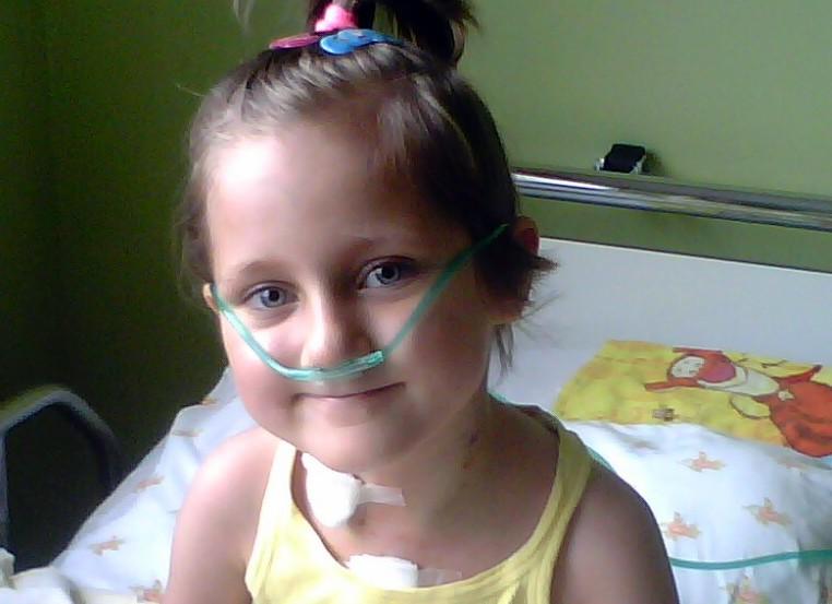 Pomóżmy małej Gabrysi z Sanoka! - Zdjęcie główne