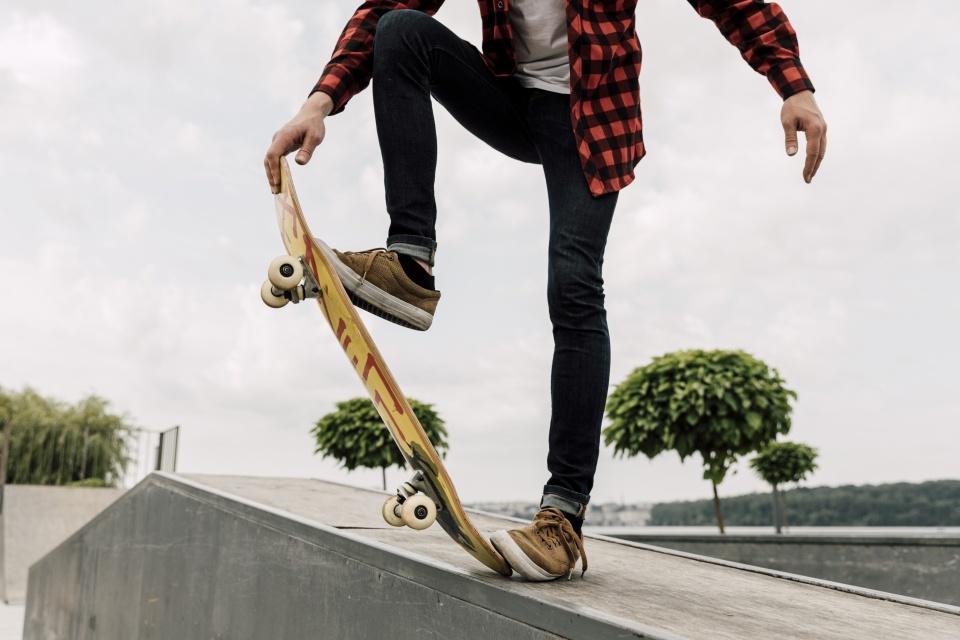 USTRZYKI DOLNE. Wkrótce powstanie pierwszy skatepark! - Zdjęcie główne