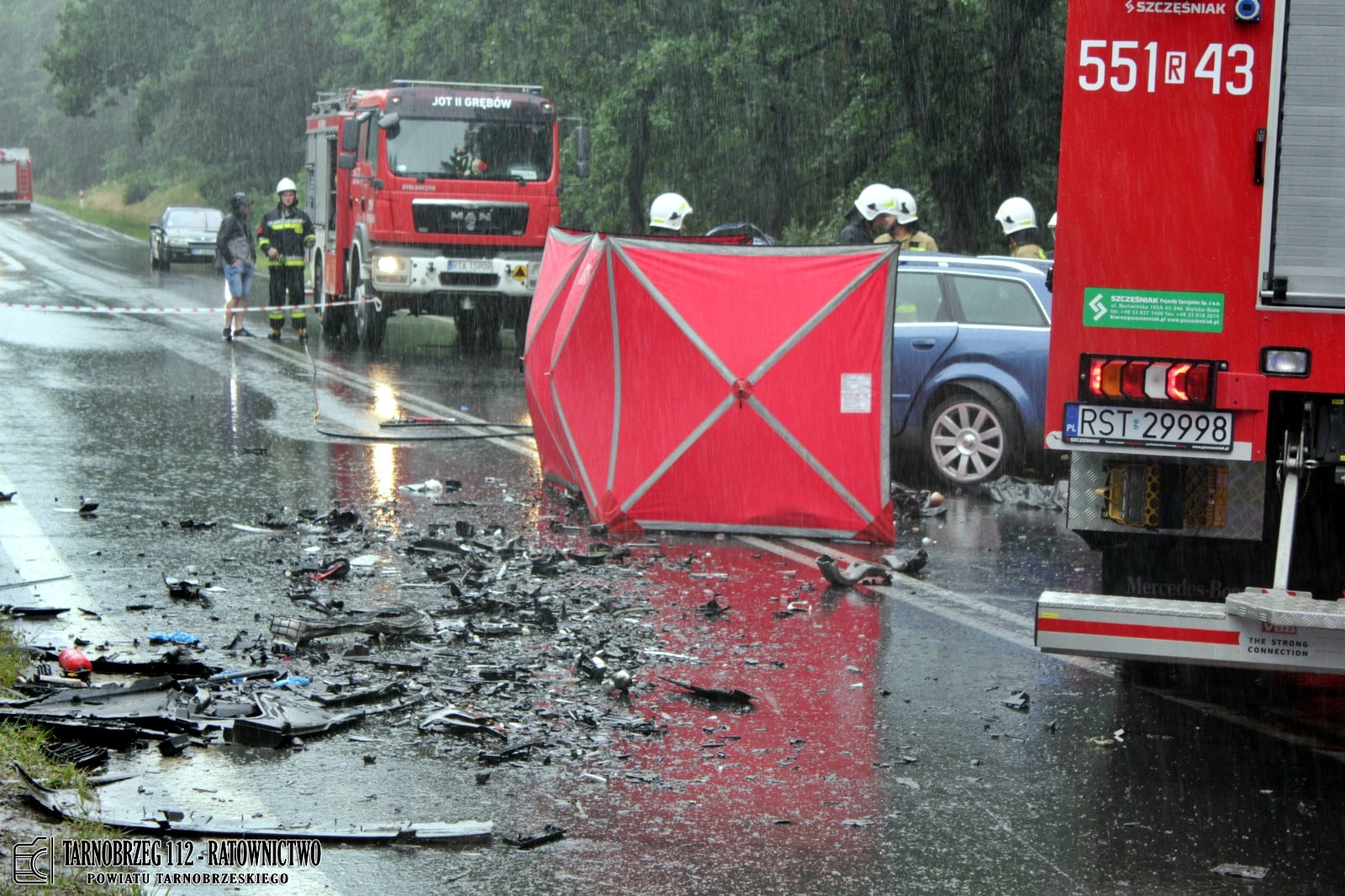 Podkarpacie: Areszt dla sprawcy tragicznego wypadku koło Stalowej Woli! - Zdjęcie główne
