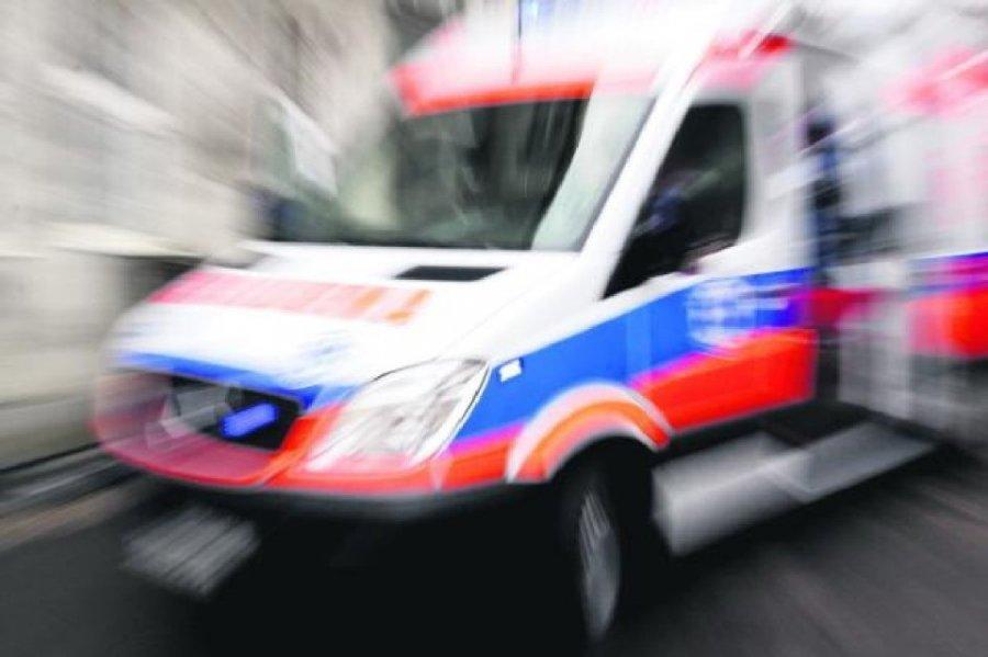 PRZEMYŚL. Zaatakował ratownika medycznego! - Zdjęcie główne