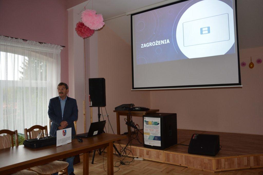Gmina Sanok. Warsztaty nt. zarządzania kryzysowego [FOTO] - Zdjęcie główne