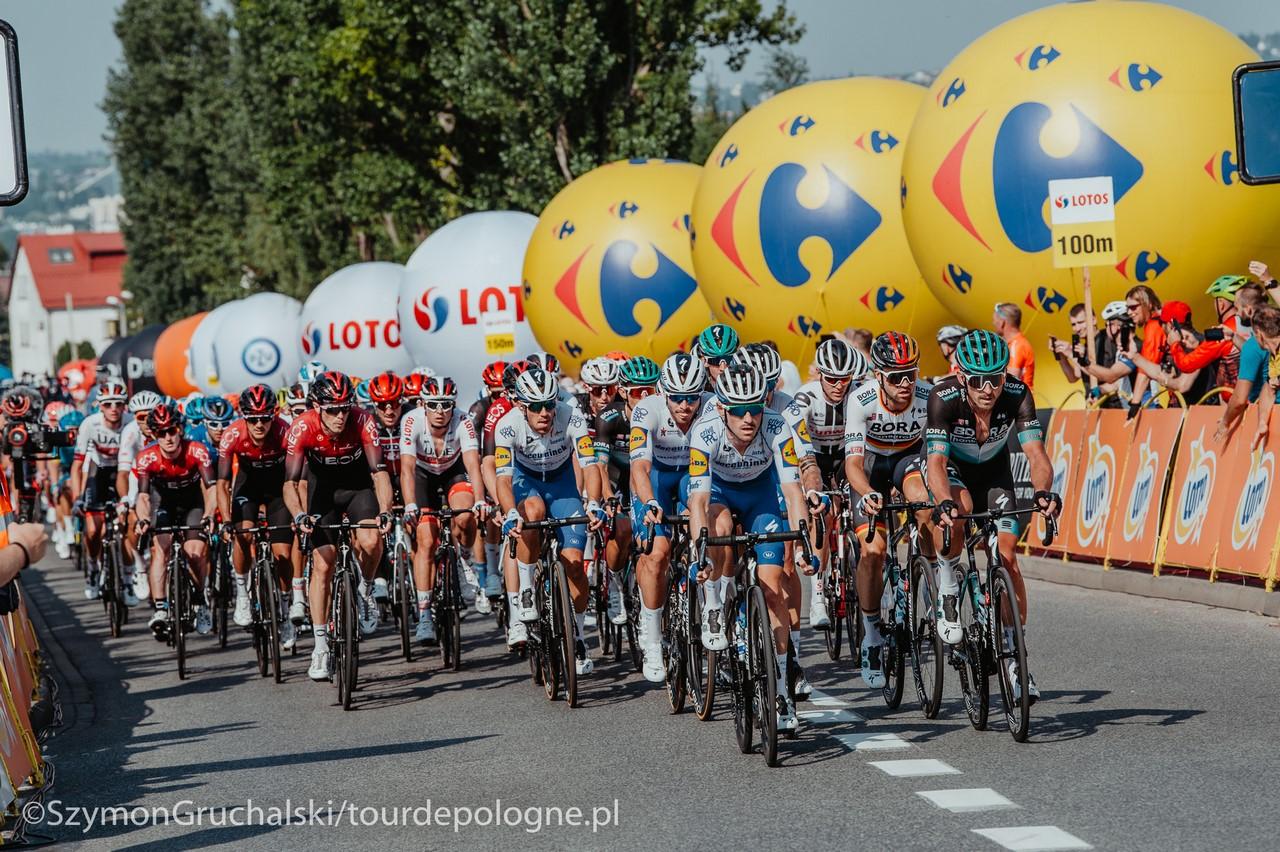 Najdłuższy etap Tour de Pologne 2021 wystartuje z Sanoka [PREZENTACJA TRASY WIDEO] - Zdjęcie główne