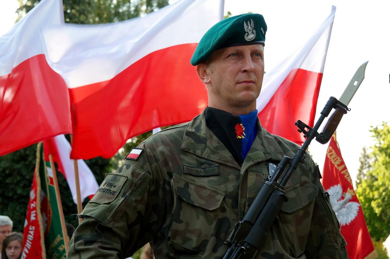Blisko 8,7 tys. żołnierzy i pracowników wojska zaangażowanych w walkę z koronawirusem - Zdjęcie główne