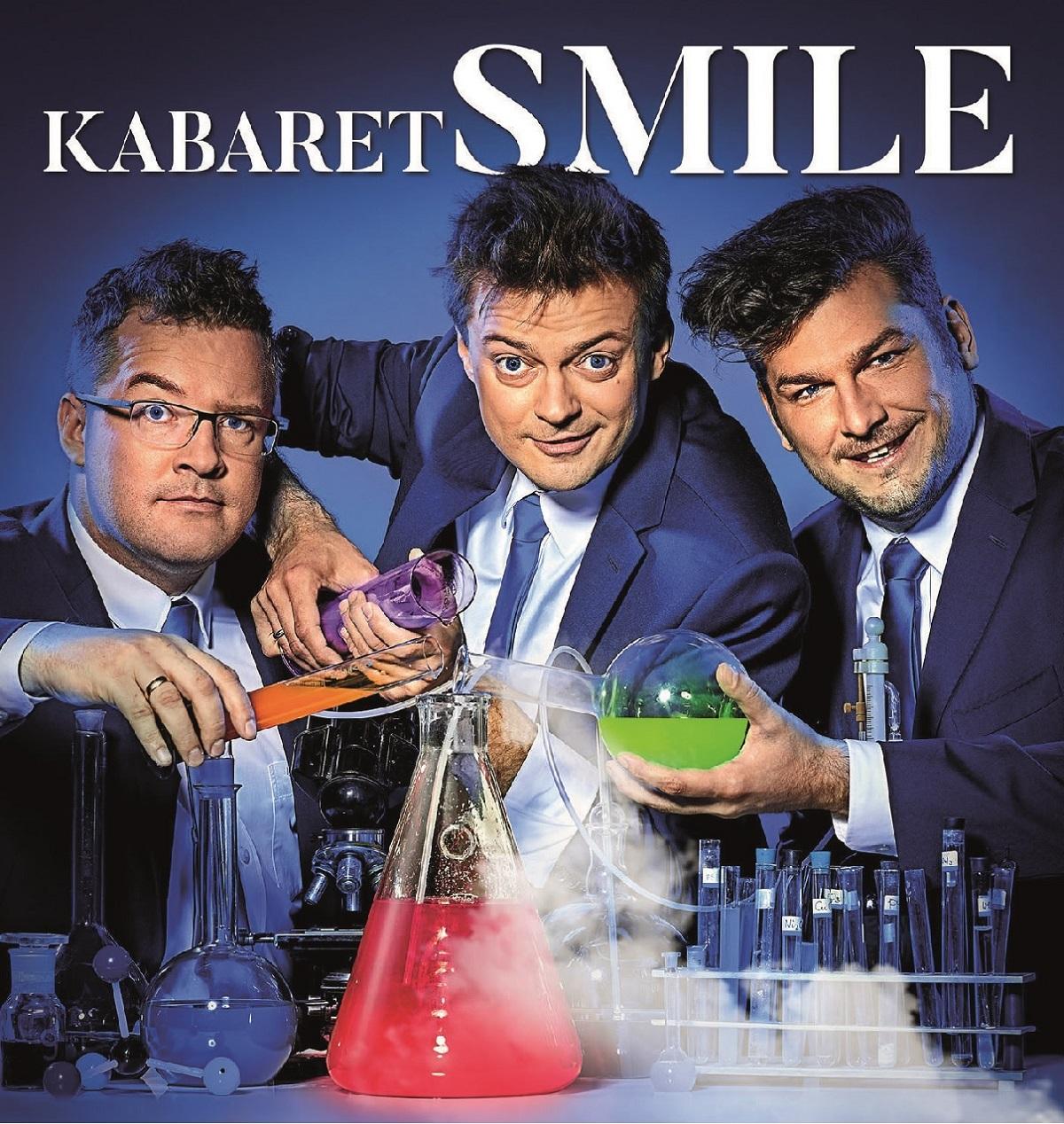 Rozdajemy bilety na Kabaret Smile - Zdjęcie główne