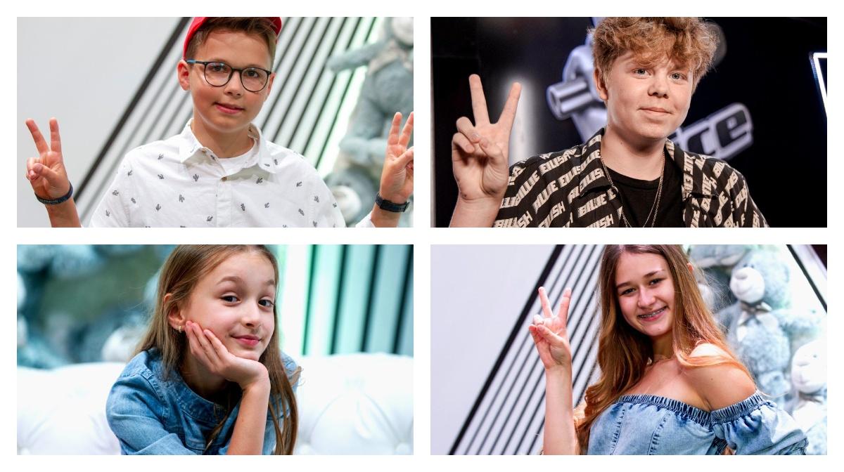 Wzruszyli jury i awansowali do kolejnego etapu THE VOICE KIDS - Zdjęcie główne