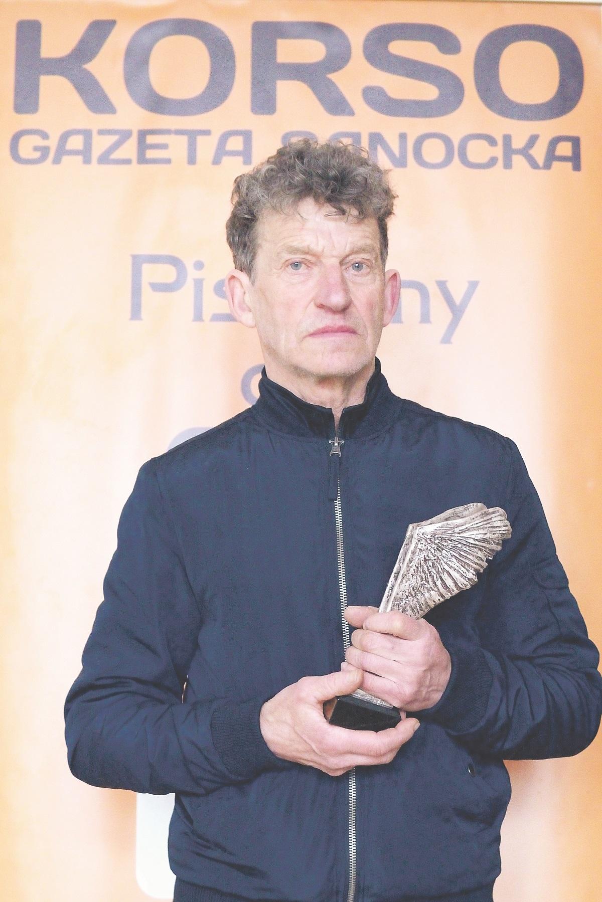 Mirosław Kaźmierczak Najpopularniejszym Trenerem Korso Gazety Sanockiej - Zdjęcie główne
