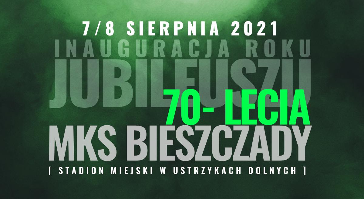 Huczny jubileusz 70-lecia powstania klubu KS Bieszczady - Zdjęcie główne