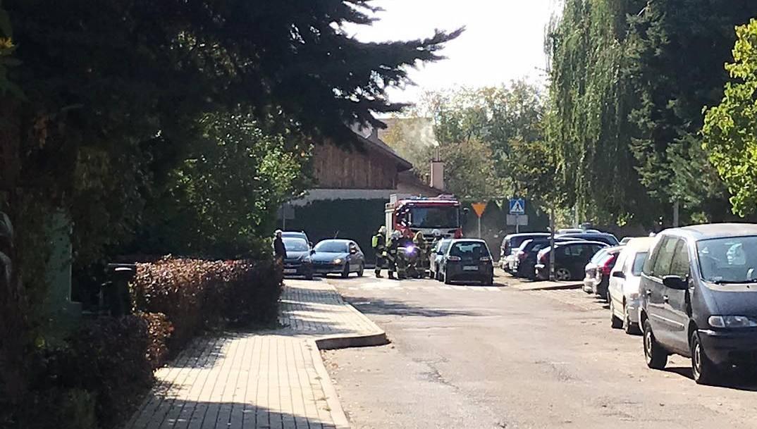 SANOK: Plama ropopochodna ciągnęła się od Olchowiec aż do Kochanowskiego [ZDJĘCIA]  - Zdjęcie główne