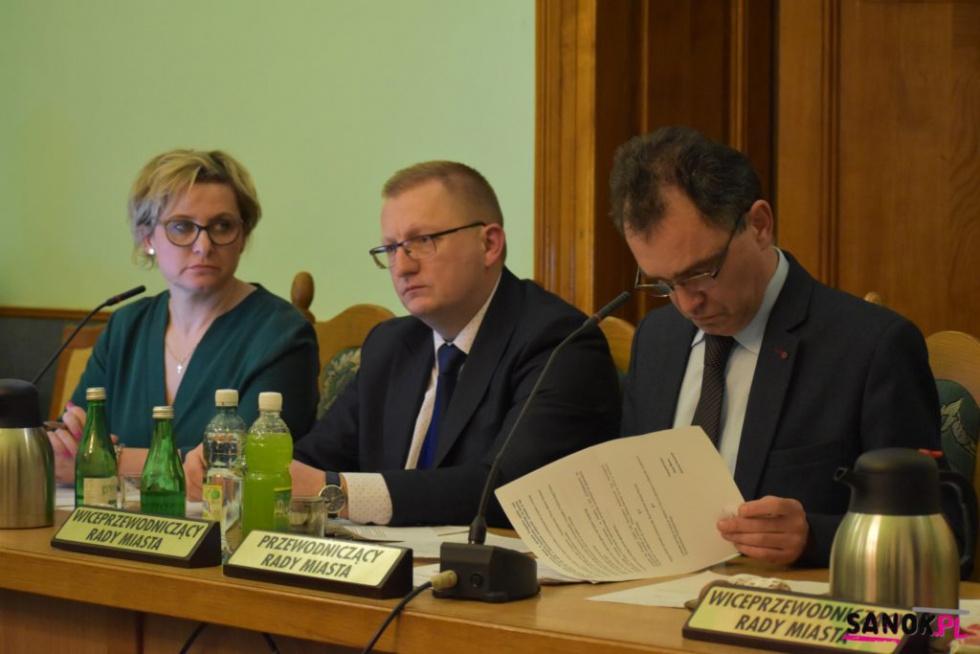 XXII Sesja Rady Miasta Sanoka VIII kadencji - Zdjęcie główne