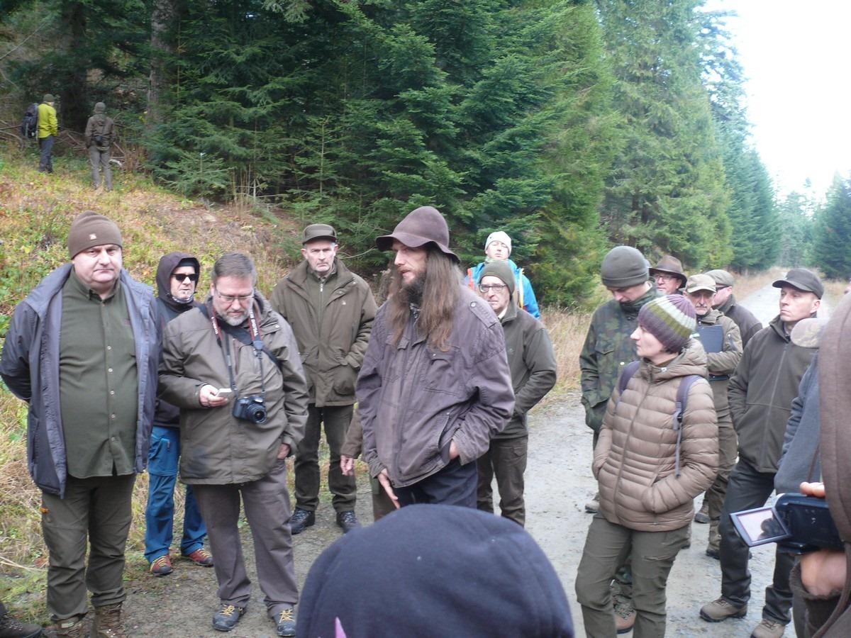 BIESZCZADY: Leśnicy z ekologami rozmawiali o lesie [VIDEO+ZDJĘCIA] - Zdjęcie główne