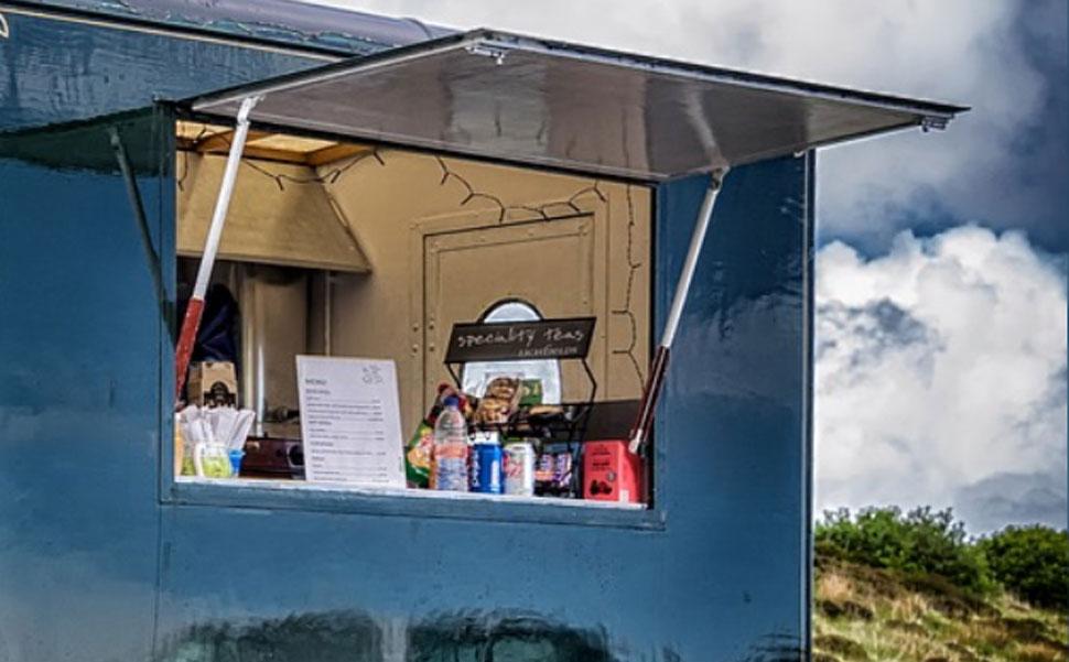 Pomysł na restaurację - kontenery gastronomiczne - Zdjęcie główne