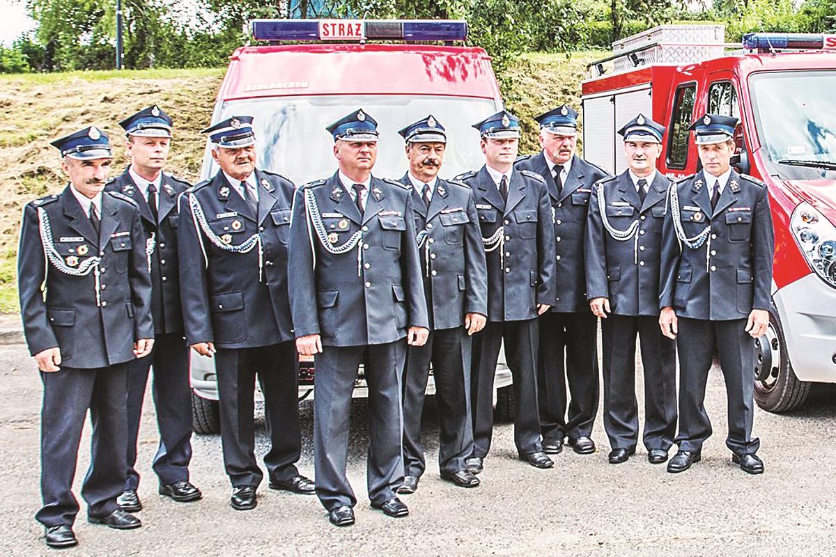 POLAŃCZYK: Już pół wieku ma Straż Pożarna w Polańczyku - Zdjęcie główne