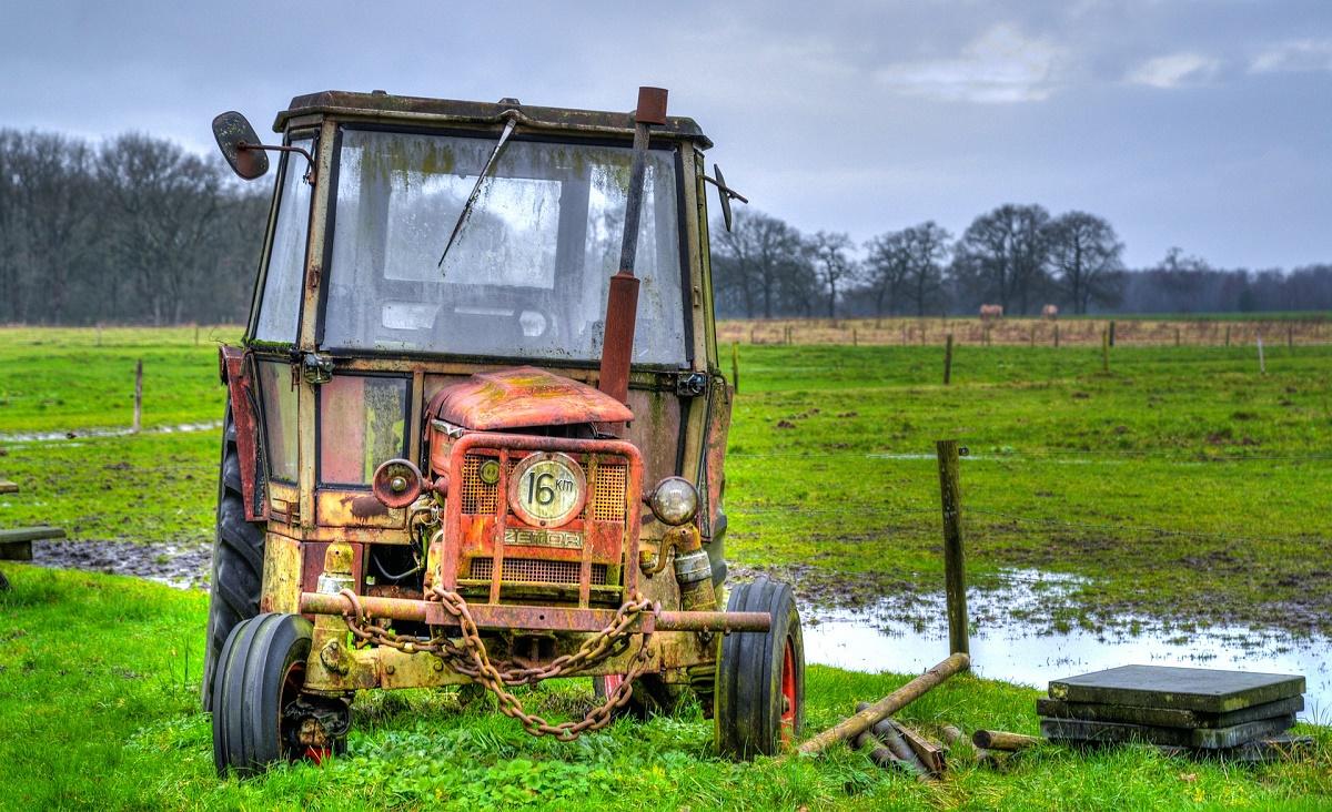 Wypadki w rolnictwie - Zdjęcie główne
