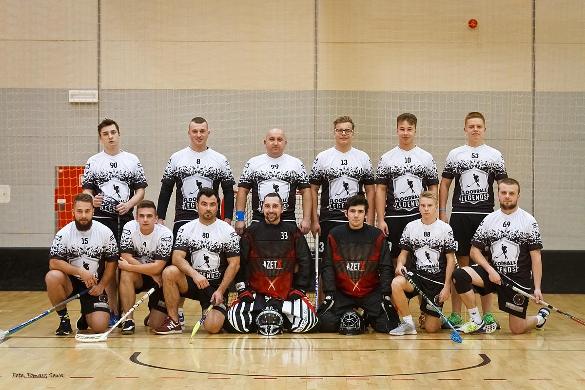 SANOCKA LIGA UNIHOKEJA: Floorball Legends gotowi do rozgrywek! Poznajcie drużynę [ZDJĘCIA] - Zdjęcie główne