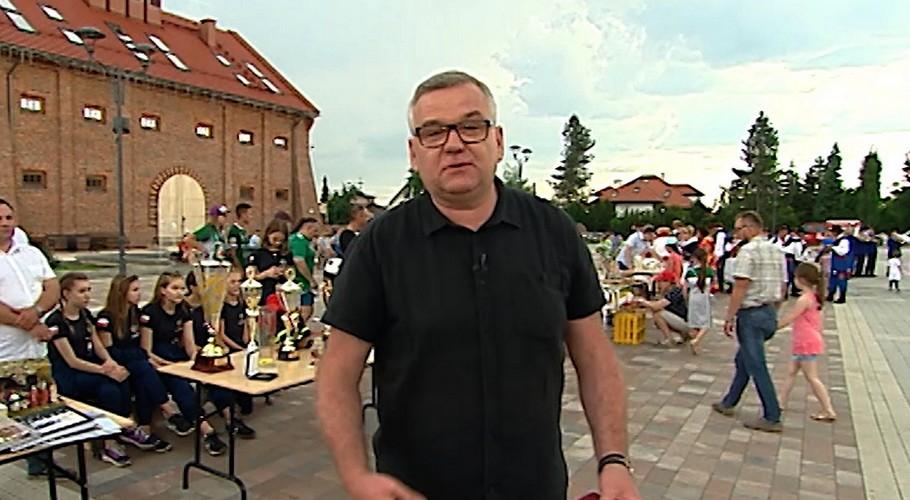 Z PODKARPACIA. Artur Andrus nagrał film o Boguchwale - Zdjęcie główne
