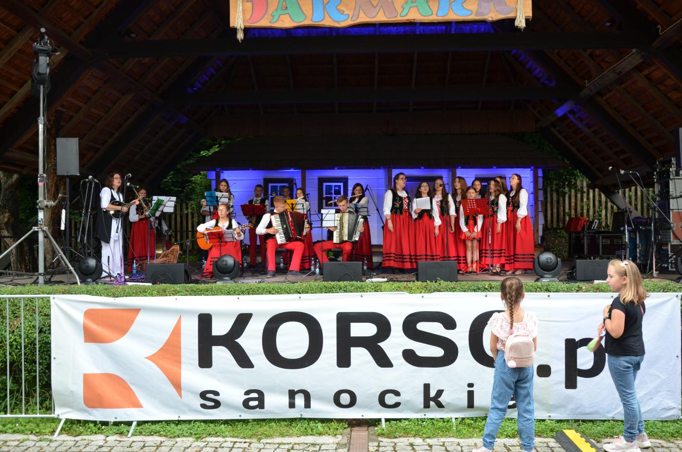 Jarmark Folklorystyczny. Skansen w Sanoku dzisiaj tętnił życiem [ZDJĘCIA+WIDEO] - Zdjęcie główne